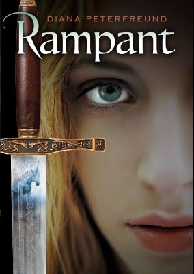 2009-11-18-rampant-by-diana-peterfreund