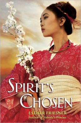 2013-06-17-weekly-book-giveaway-spirits-princess-and-spirits-chosen-by-esther-friesner