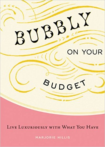 2017-11-27-weekly-book-giveaway-bubbly-on-your-budget-by-marjorie-hillis