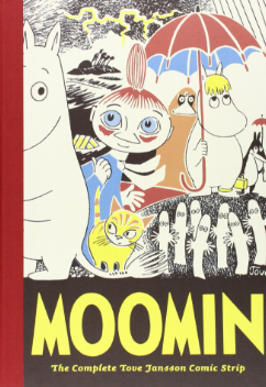 2018-07-02-weekly-book-giveaway-moomin-the-complete-tove-jansson-comic-strip-vol-1-by-tove-jansson