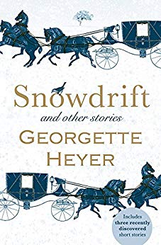 2018-09-04-weekly-book-giveaway-snowdrift-by-georgette-heyer